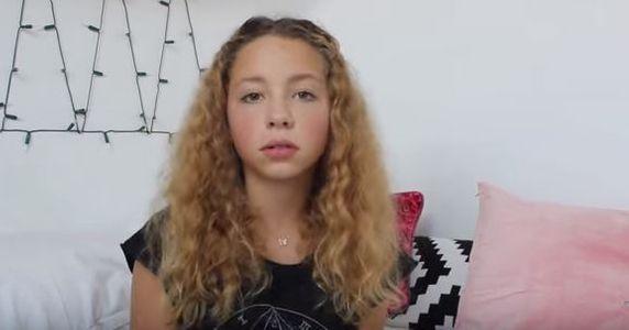 Nina, la fille d'Emma de Caunes