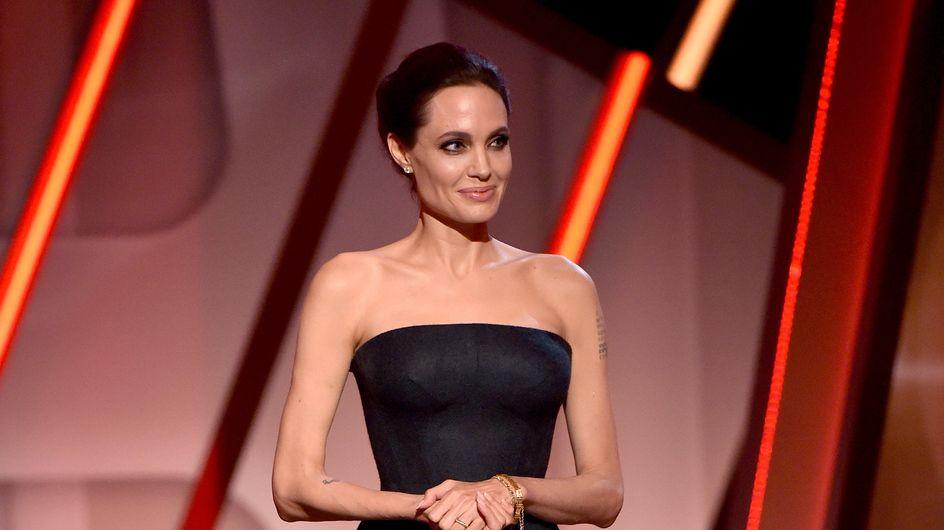 Angelina Jolie trop maigre ?
