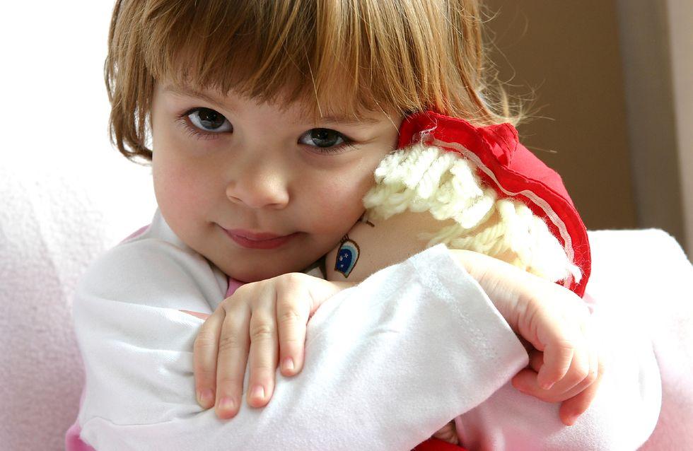Les filles devraient moins jouer à la poupée
