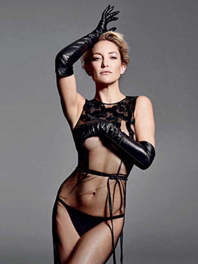 Kate Hudson pour le magazine Allure