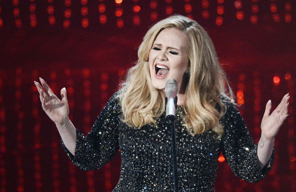 Adele Just Premiered A Snippet Of Her New Album And We Have All Lost Our Freaking Minds