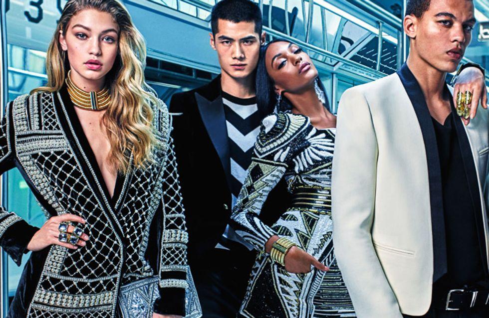 Las 20 mejores piezas de Balmain para H&M