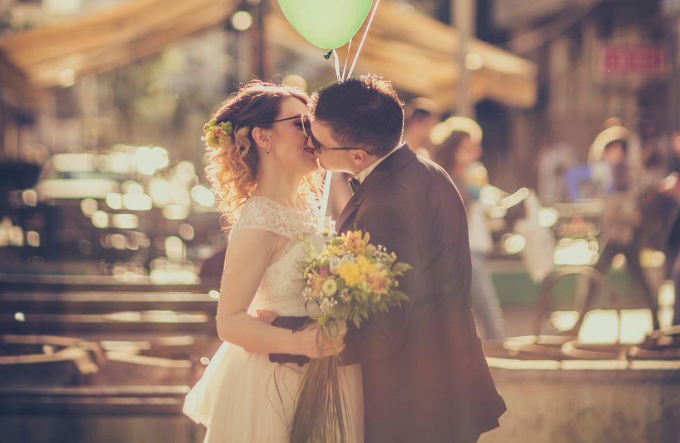 Enquête : 8 idées reçues sur le mariage