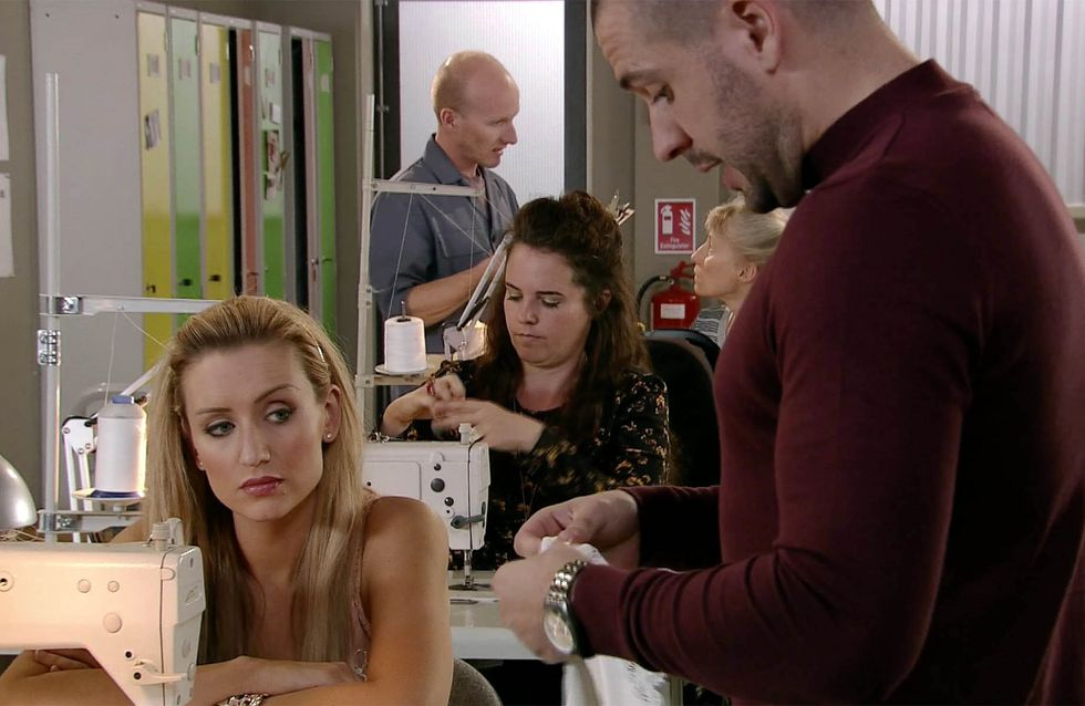 Coronation Street 28/10 - Tyrone reaches the end of the road