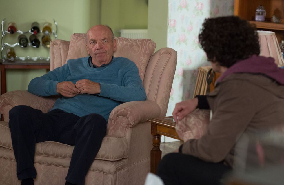 Eastenders 26/10 - Emotions are high in Albert Square