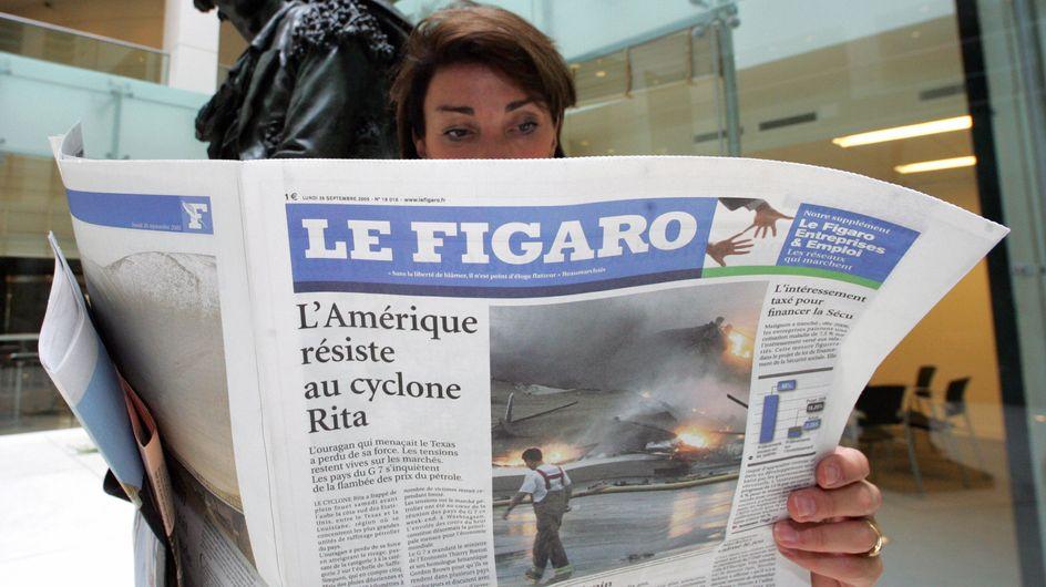 Le Figaro fait polémique avec une brève sexiste