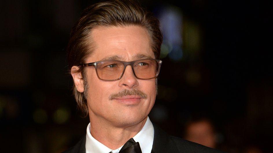 Brad Pitt avec les cheveux gris, voilà ce que ça donne (Photo)