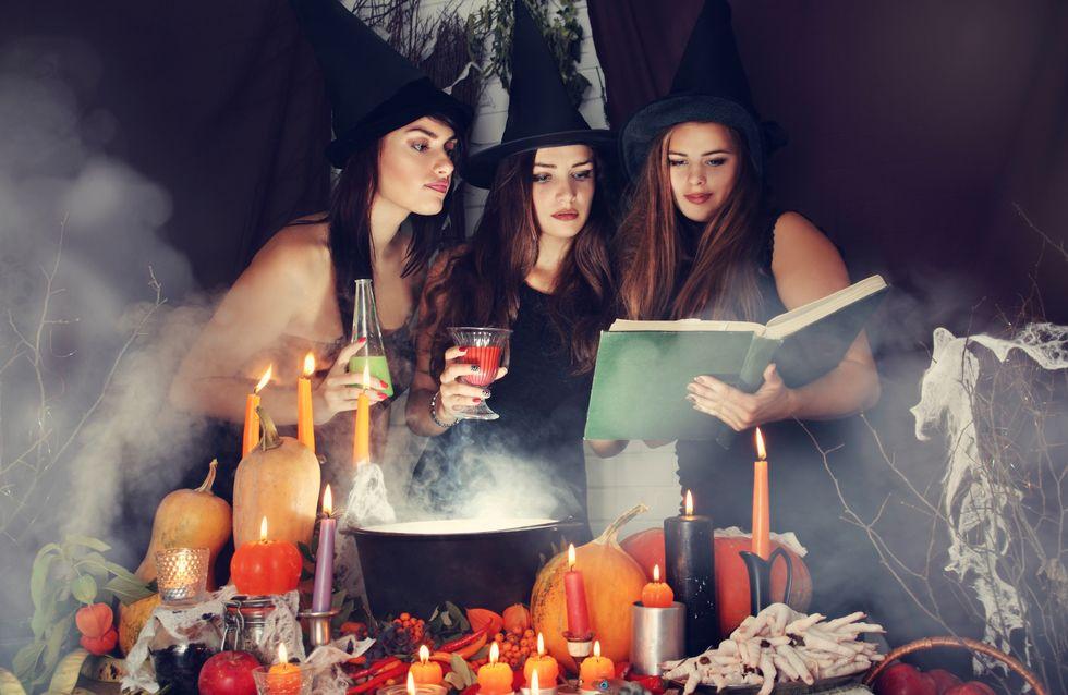5 recettes pour épater vos invités à l'Halloween