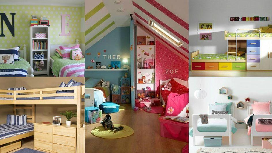 Quarto para meninos e meninas: criando o ambiente perfeito para os dois