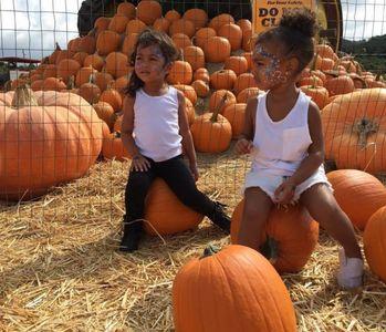 North West prépare Halloween