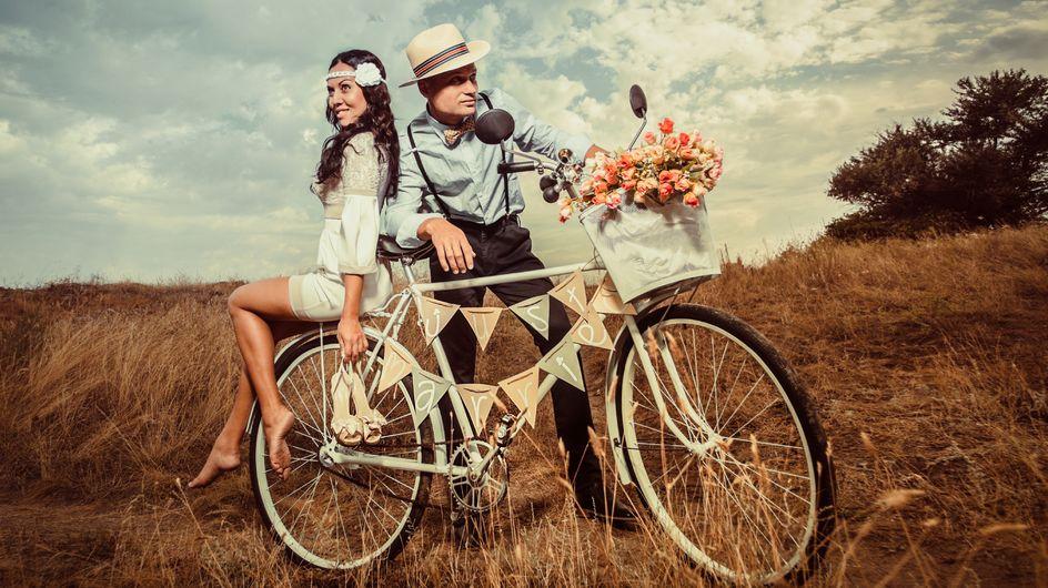 Test: Blümchen-Hippie oder Goldene Zwanziger: Welches Motto sollte deine Hochzeit haben?