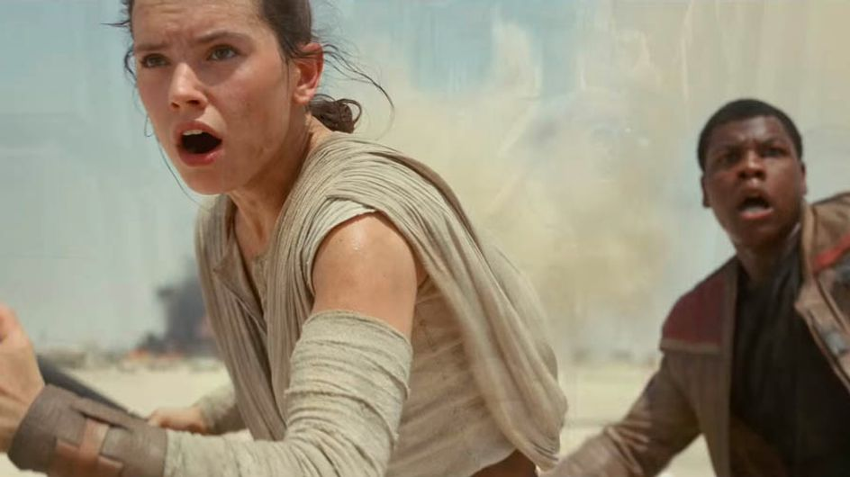 The New Star Wars Trailer Is Here And We FINALLY Have Some Plot Details!