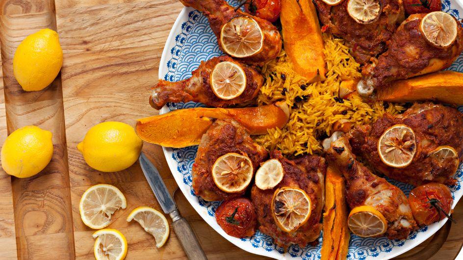 """Pollo agli agrumi, il """"Cavallo di Battaglia"""" in cucina di Benedetta Parodi"""