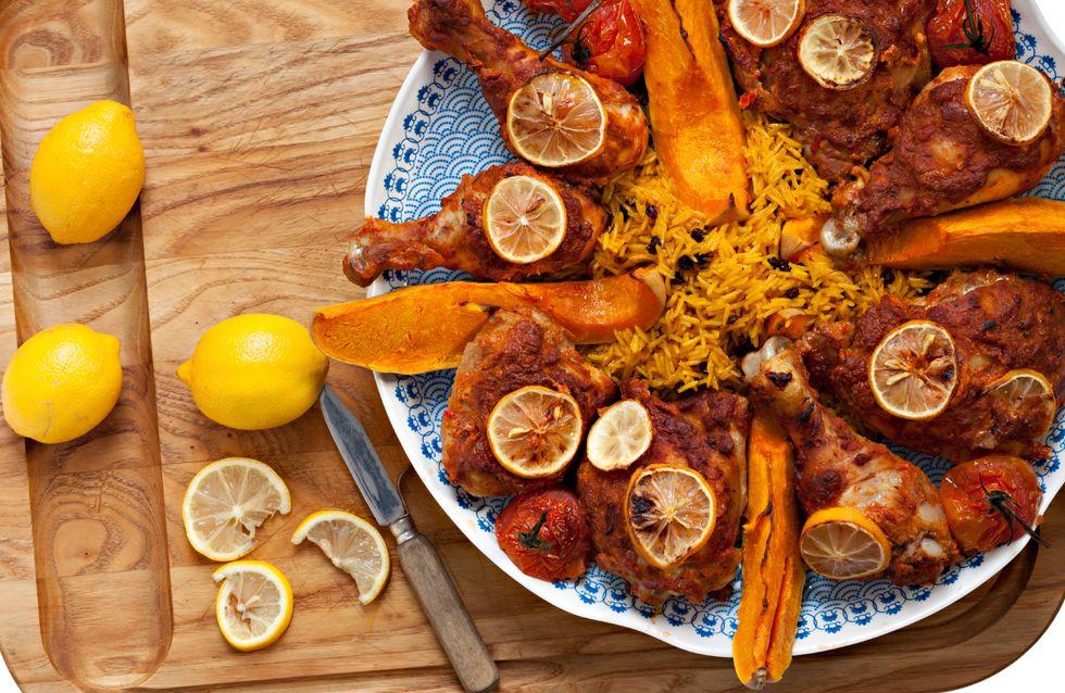 Pollo agli agrumi, il Cavallo di Battaglia in cucina di Benedetta Parodi