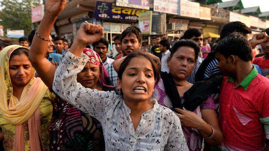 Indignation après le viol de deux fillettes de 2 et 5 ans en Inde