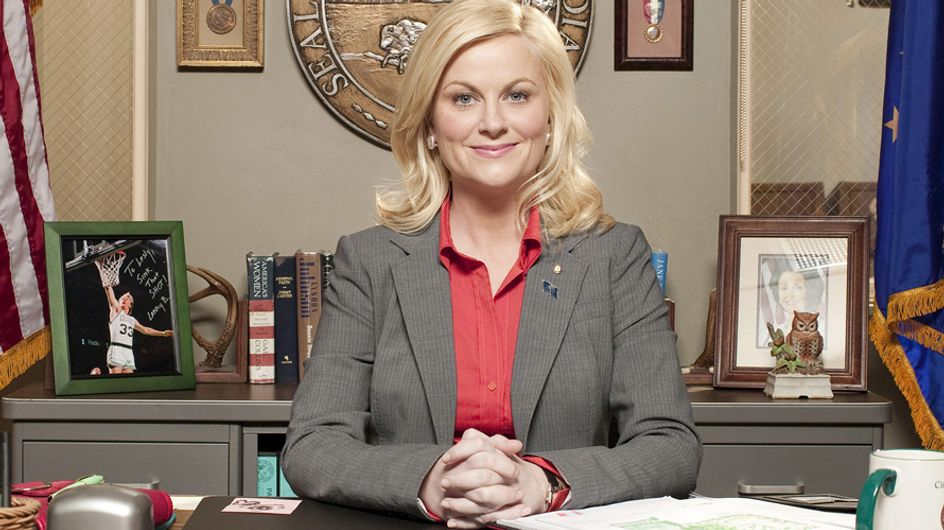 13 Lessons About Feminism We Learned From Parks And Recreation's Leslie Knope