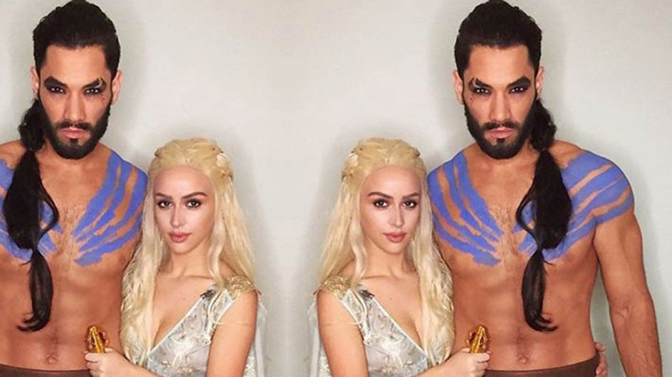 25 Couples Halloween Costumes That Aren't Cringe As Hell