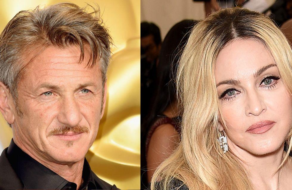 Sean Penn et Madonna de nouveau ensemble, la folle rumeur