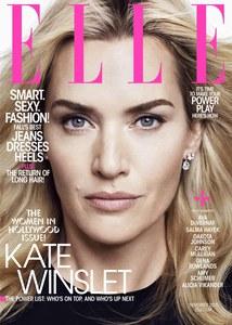 Kate Winslet pour Elle.