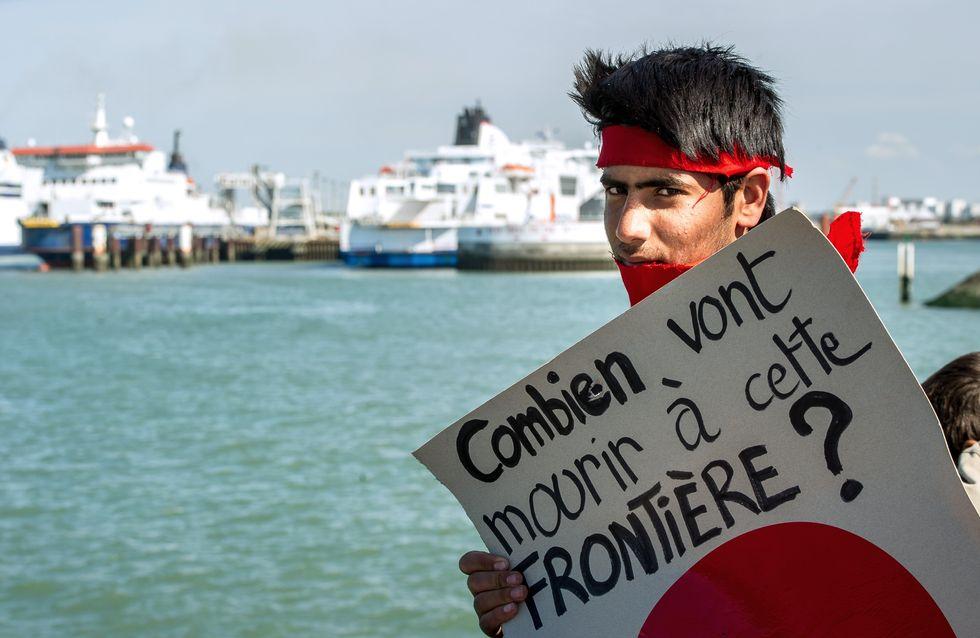 800 personnalités françaises se mobilisent pour les migrants de Calais