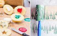 Abstempeln erlaubt! 4 coole DIY-Stempel-Ideen, die ihr ganz leicht nachmachen kö