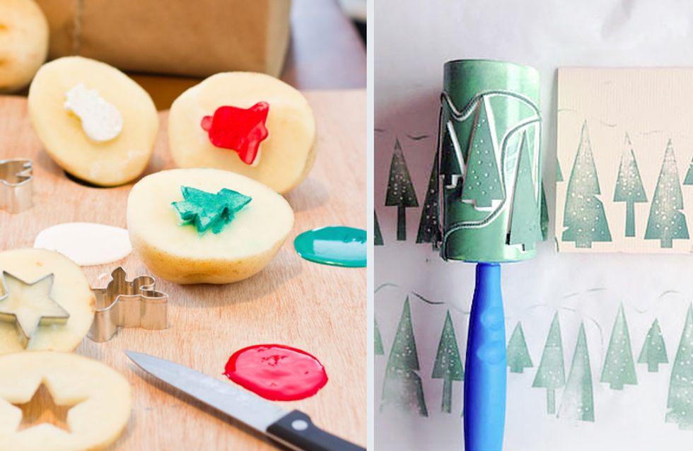 Abstempeln erlaubt! 4 coole DIY-Stempel-Ideen, die ihr ganz leicht nachmachen könnt