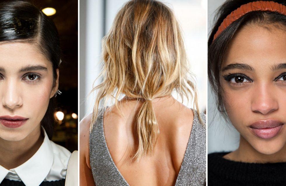 Gli 8 trend per capelli più fashion dell'autunno-inverno 2015/2016