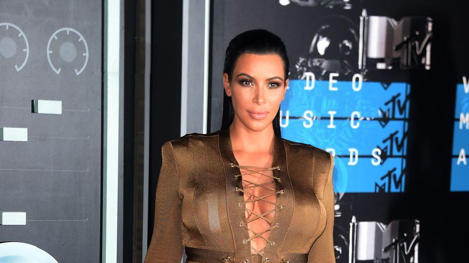 Kim Kardashian gâtée pour son anniversaire