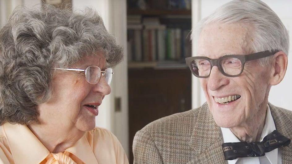 62 Jahre Ehe & verliebt wie am ersten Tag - wie dieses Paar seinen Hochzeitstag feiert, ist einfach nur süß ♥