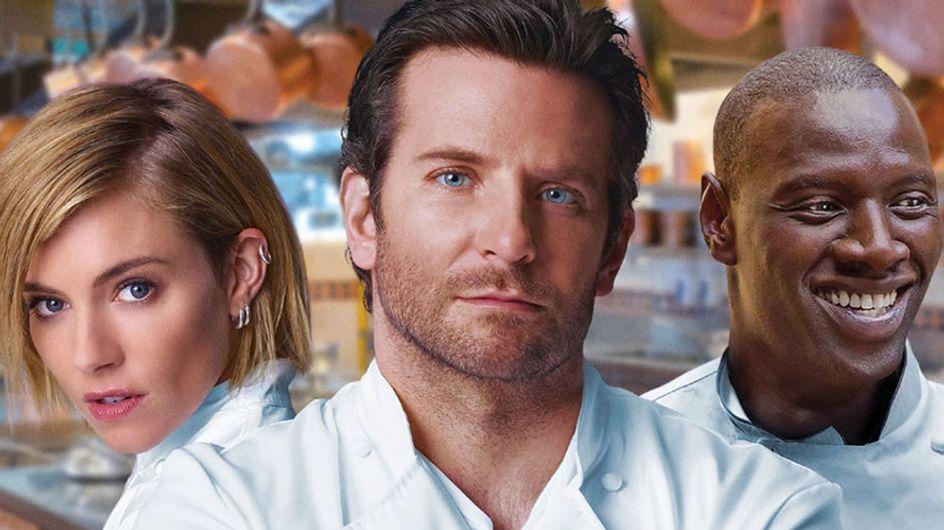 Même en chef caractériel, on se ferait bien cuisiner par Bradley Cooper