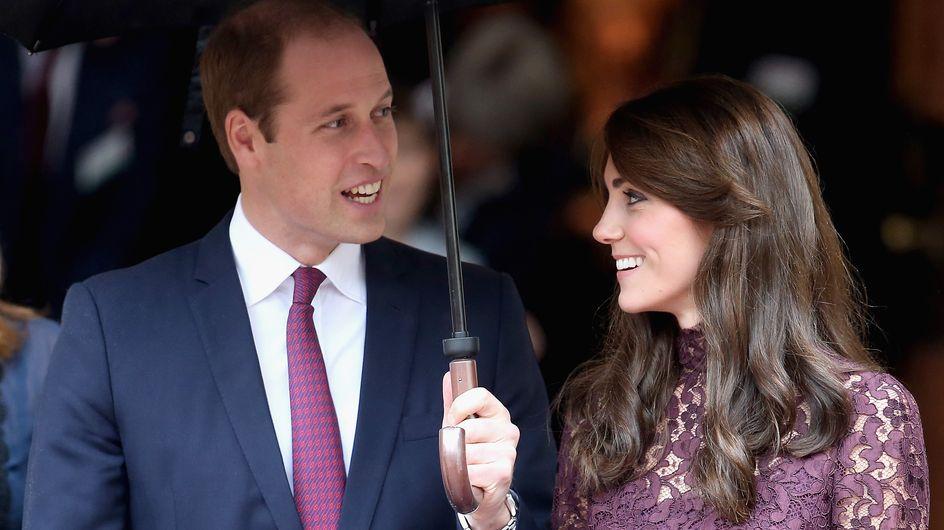 Kate Middleton chic et glamour aux côtés de son prince (Photos)