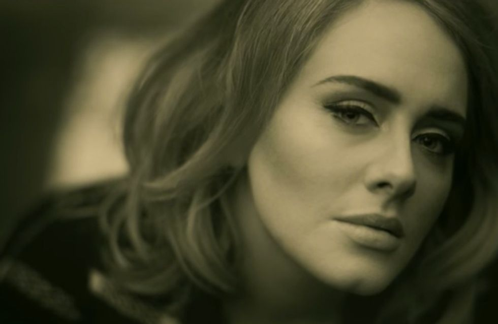 WATCH: Adele's Music Video For Brand New Single 'Hello' Is Here And It Is Incredible