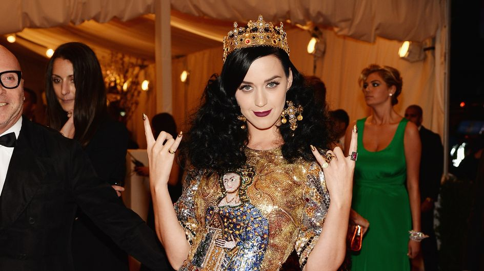 Katy Perry : Retour sur ses looks les plus extravagants pour ses 31 ans (Photos)