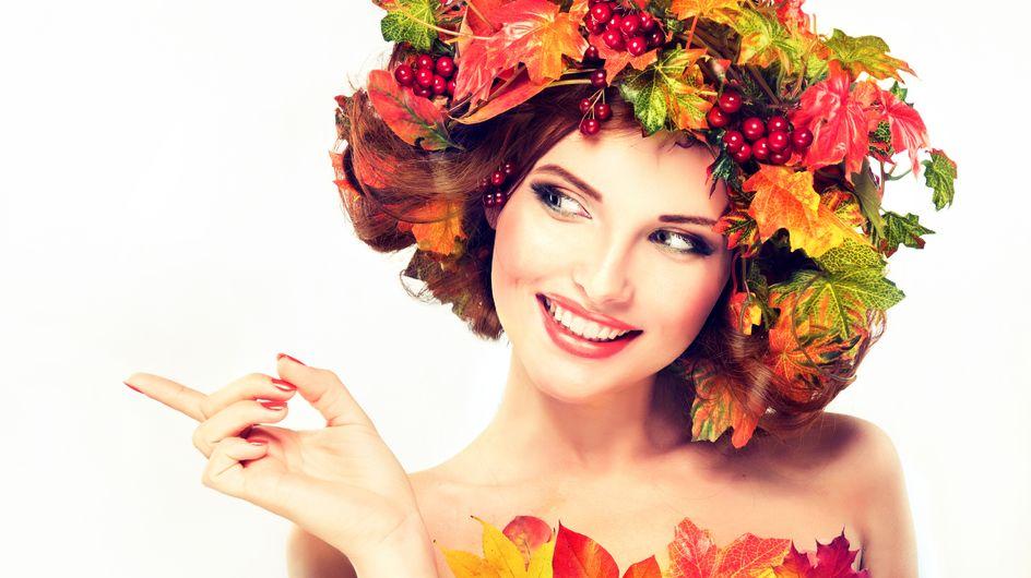 Fall nails: colorido, acabados y diseños para vestir tus uñas de otoño