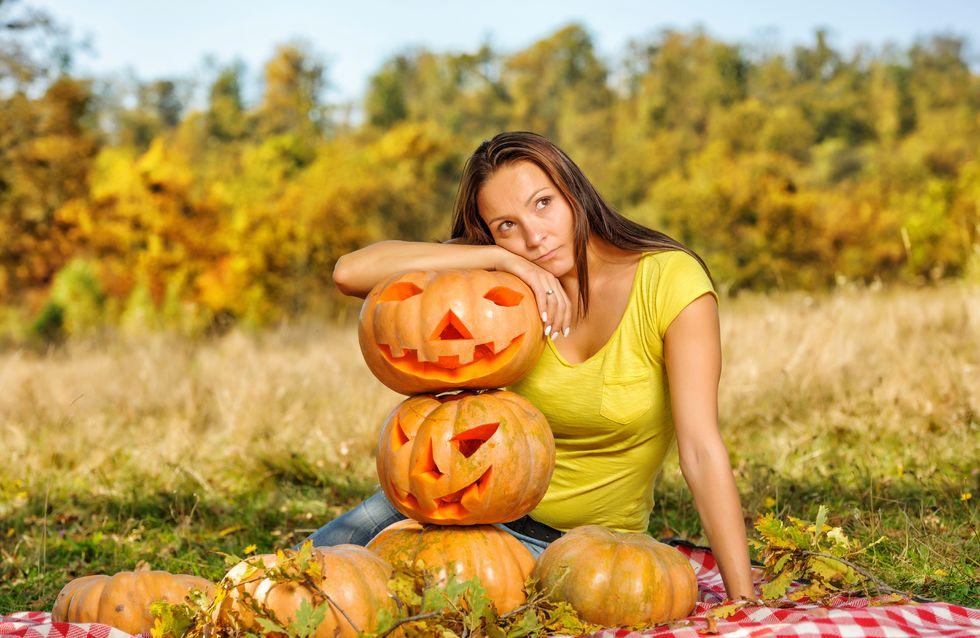 7 segni che ti fanno capire che sei troppo pigra per festeggiare Halloween