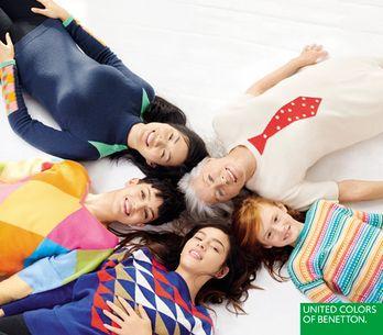 50 anni di United Colors of Benetton: scopri le nuove collezioni ispirate al pas