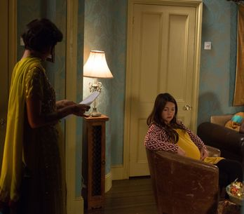 Eastenders 05/11 - Tensions remain high amongst the Mitchells