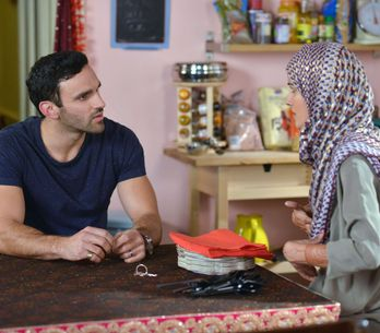 Eastenders 06/11 - It's the day of Kush and Shabnam's wedding but will all go to plan?