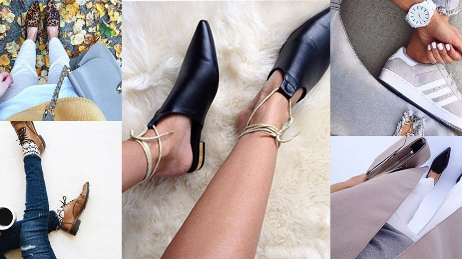 35 #FromWhereIStand Pictures That Prove The Flat Shoes Are The Best