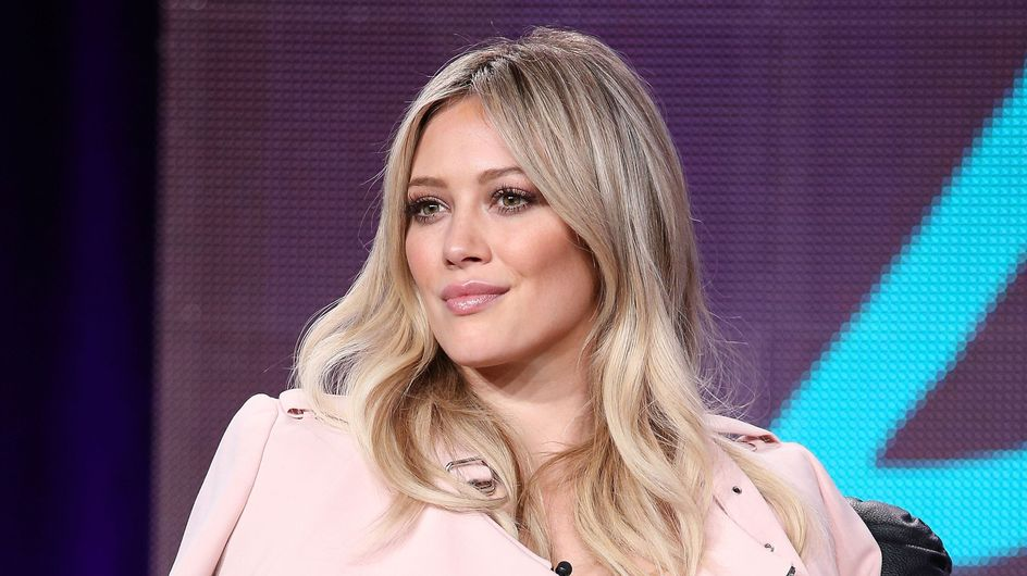 Hilary Duff ose le selfie sans maquillage (Photo)