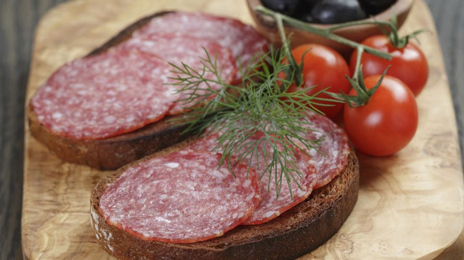 Finger weg vom Salami-Brot! Die WHO bestätigt: Wurst ist krebserregend