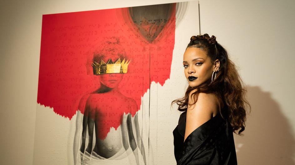 Découvrez la nouvelle coloration de Rihanna (Photos)