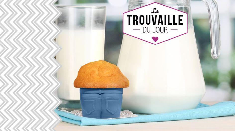 Des moules à muffins qui aiment bien les petits bourrelets