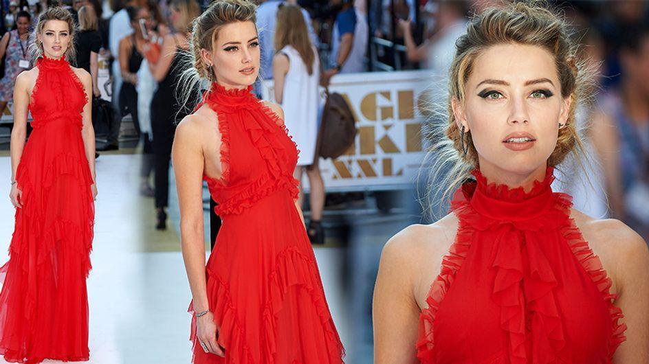 Vermelho é a cor mais quente para o seu vestido de festa