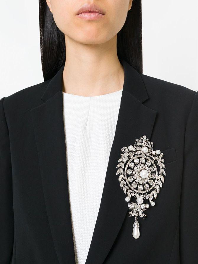 Spilla Givenchy