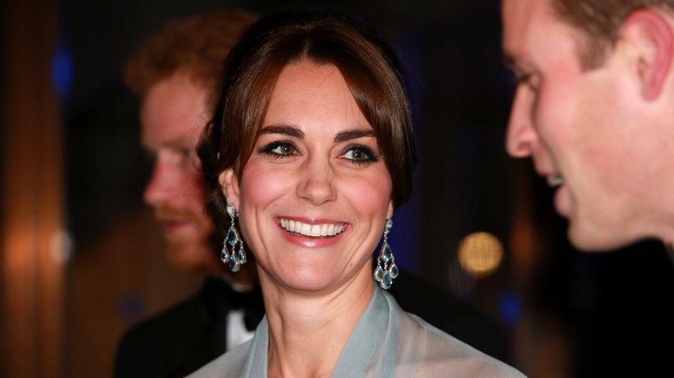 Kate Middleton simplement sublime à l'avant-première de Spectre (Photos)