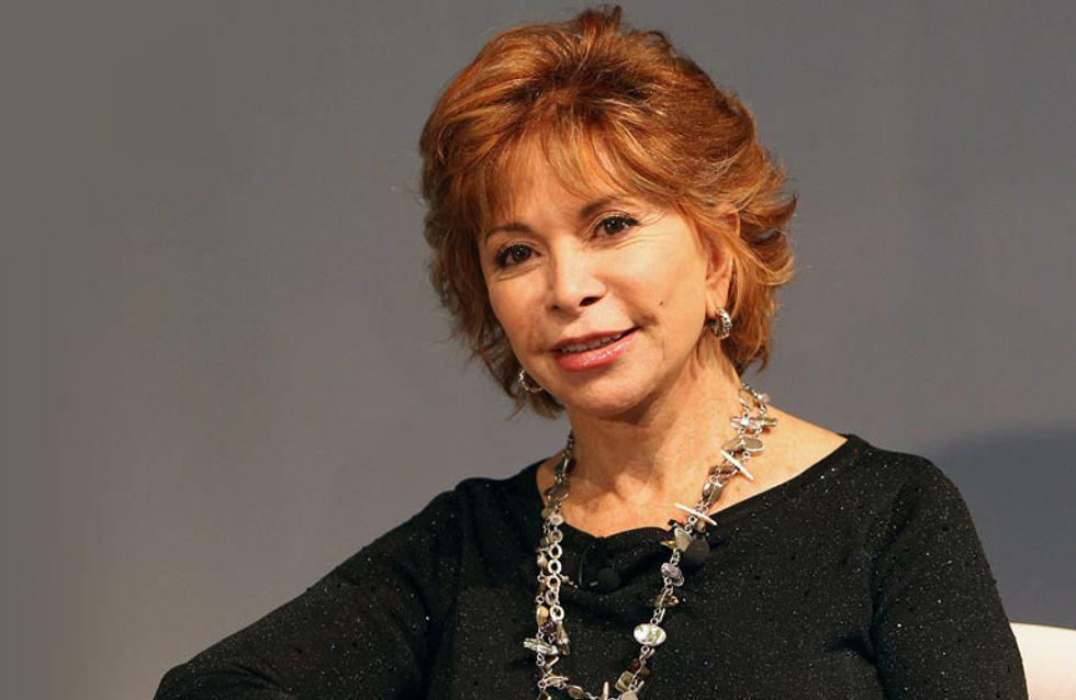 Isabel Allende: La vida es hormonas, correr riesgos, entregar el corazón y que te lo partan