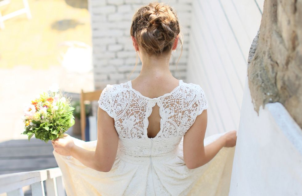 Vestidos de novia low-cost: no te gastes un dineral