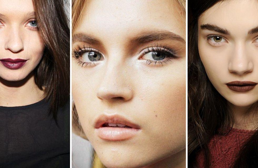 Rossetti: scopri i colori più alla moda per l'autunno-inverno 2015/2016!