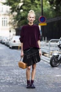 Come indossare il velluto